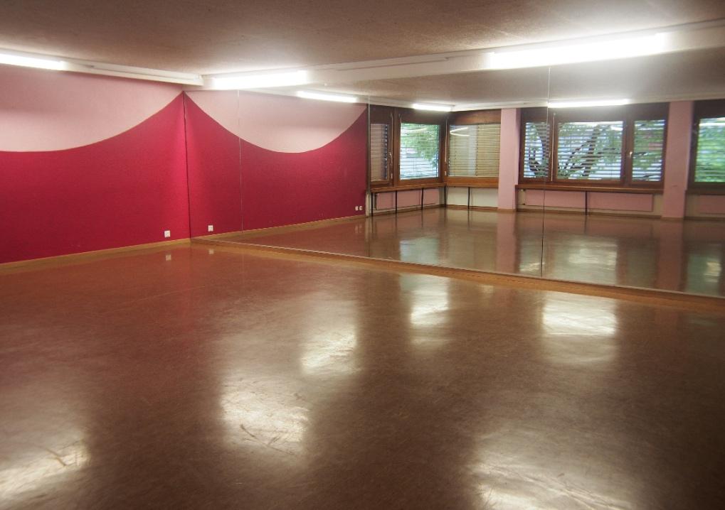 salle de danse 65 m tres carr s bourdonette. Black Bedroom Furniture Sets. Home Design Ideas