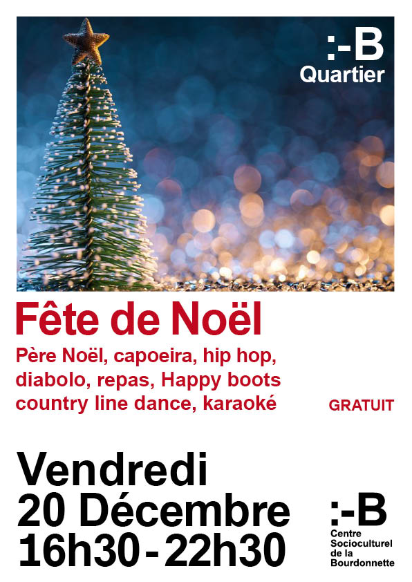 Fête Noël 2019