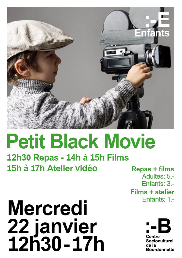 Petit Black Movie
